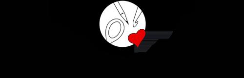 Frau Inga ist kreativ Logo